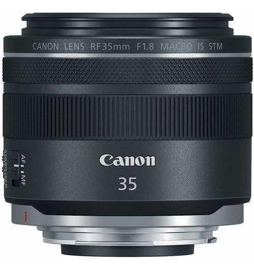 Lente Canon Rf 35mm F/1.8 Macro Is Stm