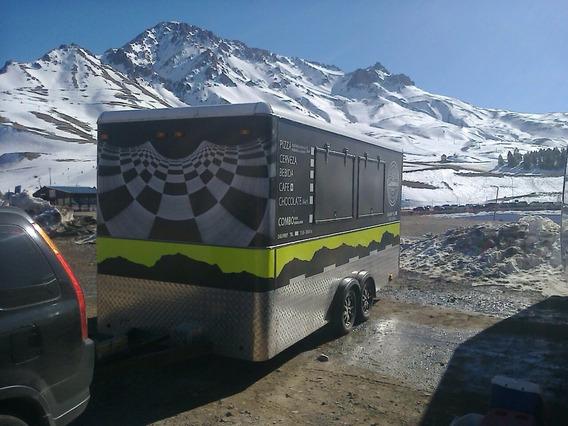 Trailers Tipo Food Truck Todas Las Medidas