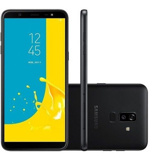 Celular Samsung J8 Preto 64gb 4g 6