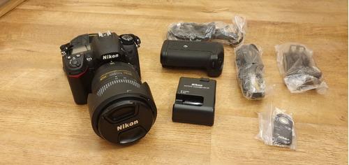 Nikon D7000 - Lente 18mm - 300mm - Pouquissimo Uso