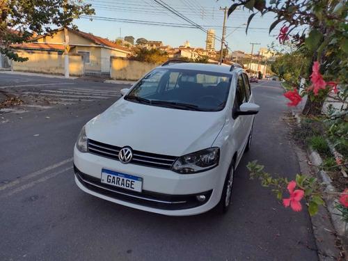 Imagem 1 de 8 de Volkswagen Spacefox 2013 1.6 Trend Total Flex I-motion 5p