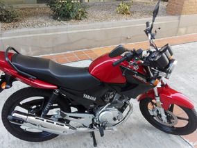 Yamaha Ybr 125 Ed Full 26000 Km Impecable + Casco + Guantes
