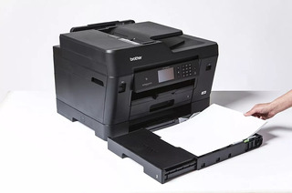Multifuncional Brother Mfc J6930 Doble Carta Duplex Wifi