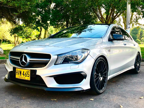 Mercedes Benz Cla 45 Amg 4matic