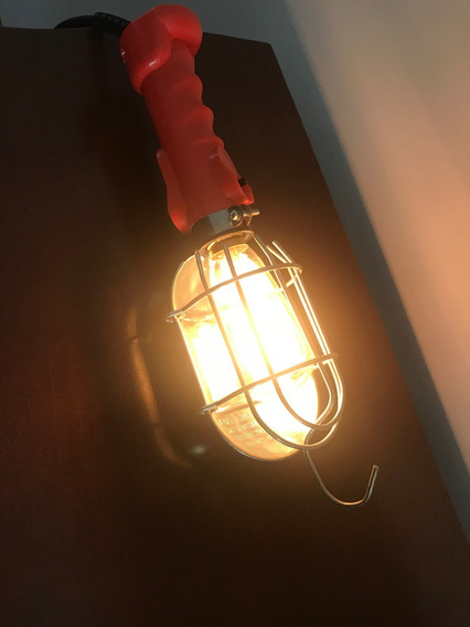 Luminária Industrial Vintage Decor