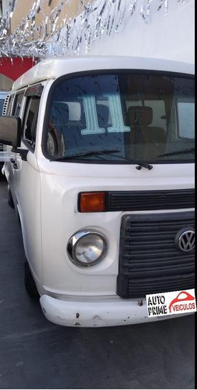 Volkswagen Kombi 1.4 Std 8v Flex 3p Manual 2011!!