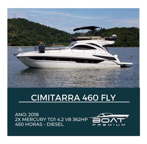 Imagem 1 de 1 de Cimitarra 460, 2018, 2x Mercury Tdi 4.2 V8 362hp - Phantom