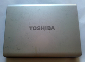 Notebook Toshiba L305-s5944 P/ Retirar Peças Sucata Não Liga
