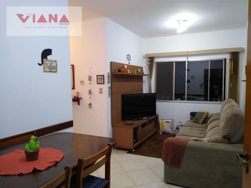 Apartamento Em Jardim Irajá  -  São Bernardo Do Campo - 11082