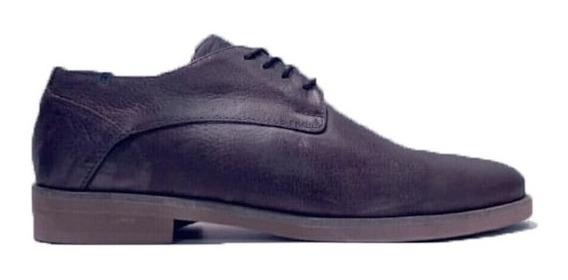 Zapato Casual Cuero Vestir Hombre | Raiders (108)