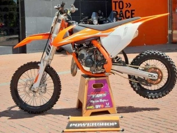 Ktm 85 Sx