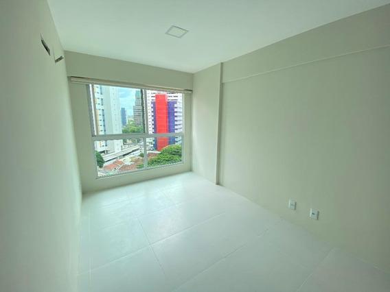 Apartamento Em Espinheiro, Recife/pe De 50m² 2 Quartos Para Locação R$ 1.720,00/mes - Ap549836