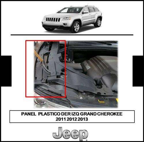 Panel Plastico Der Izq Grand Cherokee 2011 2012 2013 2014 15
