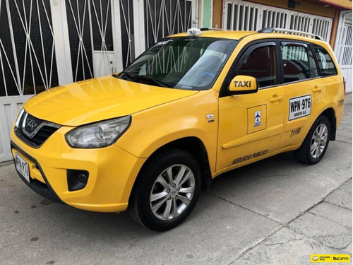 Taxis Otros  Chery Tiggo