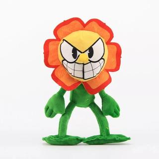 Cuphead Peluche Original Funko Cagney Carnation