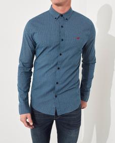 Camisa Social Hollister Original