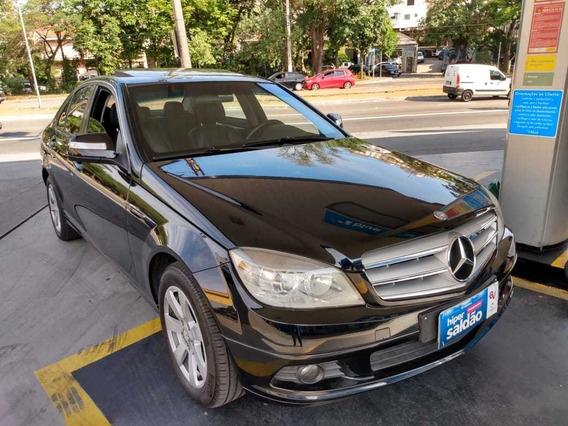 Mercedes-benz Classe C 1.8 Classic Kompressor 4p 2009