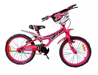 Bicicleta R20 Xterra Klt Nin Bikes