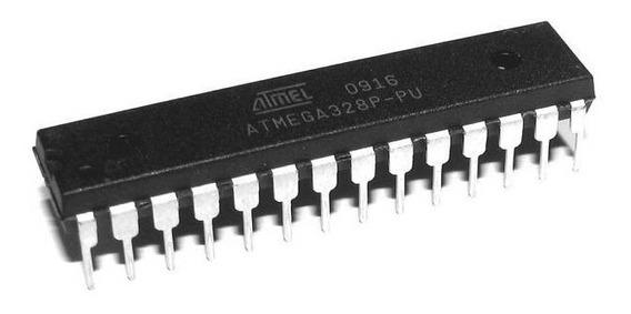 Microcontrolador Atmega328p-pu Arduino Uno Com Bootloader