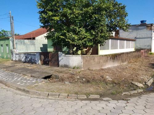 Casa Com 1 Dorm, Balneário Cascais, Mongaguá - R$ 200 Mil, Cod: 286657 - V286657