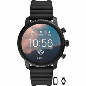 Relógio Smartwatch Fossil Gen4 Touchscreen Ftw4018
