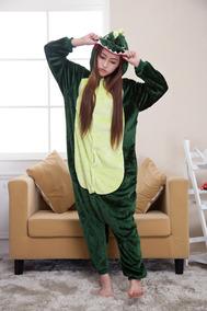 Kigurumi Pijama Dinosaurio Importada Envío Gratis