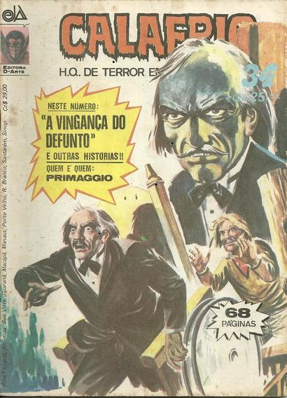 Revista Calafrio #34