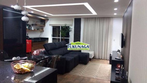 Apartamento Residencial À Venda, Jardim Flor Da Montanha, Guarulhos. - Ap0878