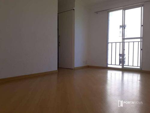 Apartamento Com 2 Dormitórios À Venda, 45 M² Por R$ 175.000,00 - Jardim Da Glória - Cotia/sp - Ap0096