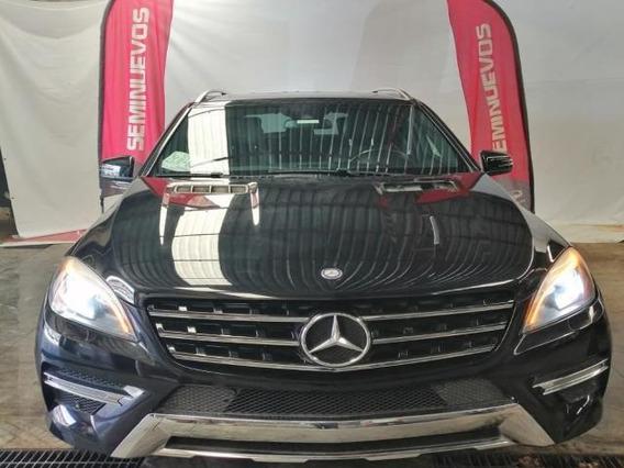 Mercedes Benz Clase M 5p Ml 350 Sport V6/3.5 Aut