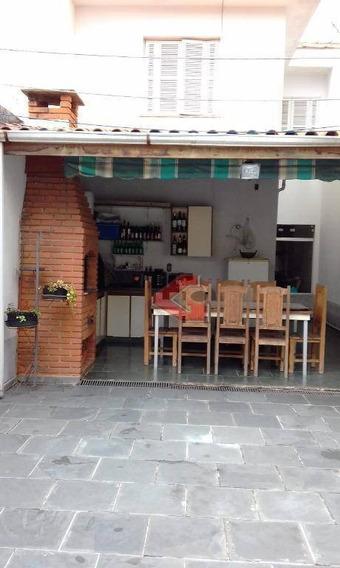 Sobrado Com 3 Dormitórios À Venda, 185 M² Por R$ 800.000 - Jardim Do Mar - São Bernardo Do Campo/sp - So1009