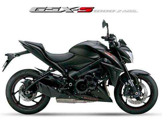 Suzuki Gsx-s1000 Preta 0km (emplacamento E Ipva Grátis)