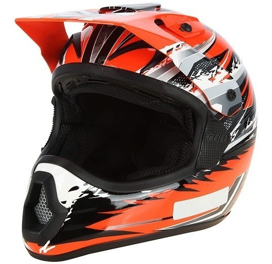 Capacete Thh Tx-10 14 - Mx Parts