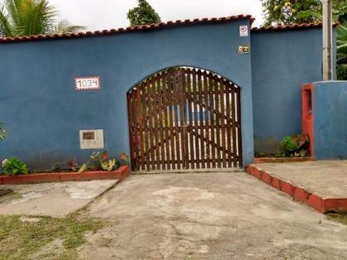 Imagem 1 de 11 de Casa Lado Serra Com 2 Quartos No Litoral Sul- 7482-pc