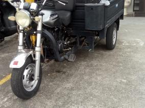 Akt 125 Moto Carro Carrocería Pick Up
