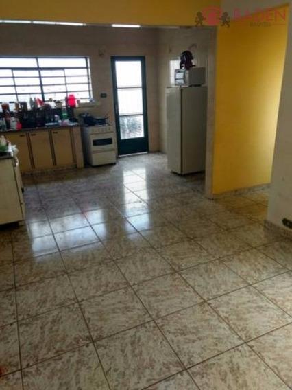 Casa Residencial Em Campinas - Sp, Parque Residencial Carvalho De Moura - Ca00475