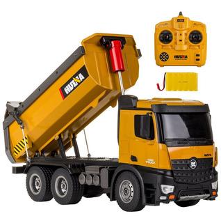 Truck Caminhão Huina 1573 Rc 10 Ch Potente À Pronta Entrega