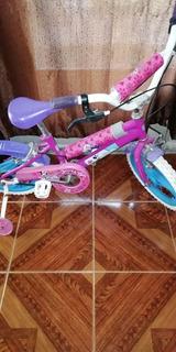 Bicicleta Rodado 16 Minnie