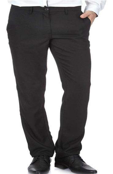 Pantalon Hombre De Vestir Talles Especiales 62 Al 70