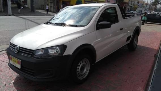 Volkswagen Saveiro 1.6 2016 Nao Montana Nao Strada