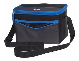 Cooler 5 Litros Tech Soft Igloo - Bolsa Térmica Cabe 6 Latas