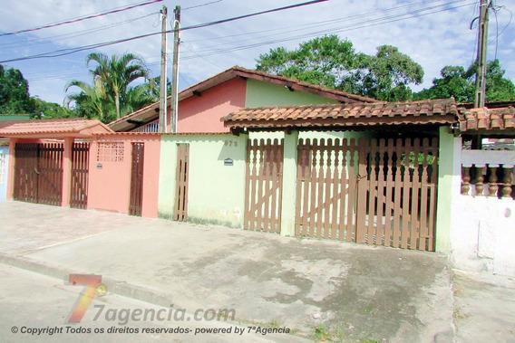 Ch46 Oportunidade Casa Com 2 Quartos Sala Cozinha Banheiro