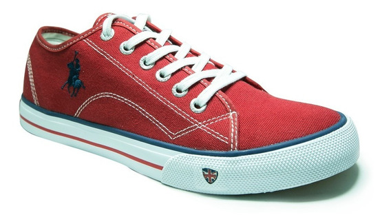 Tenis Zapato Dama Mujer Modelo Cw-801-0104 Polo Club Rcb
