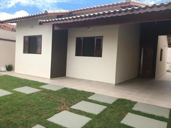 Linda Casa Em Itanhaem - Financiamento Bancario