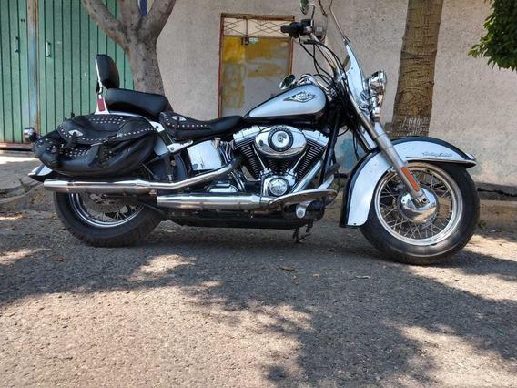 Harley-davidson Softail Heritage