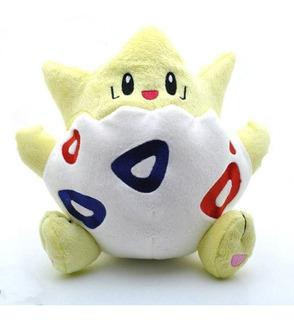 Peluche Coleccionable Pokemon Togepi - 17 Cm Aprox -