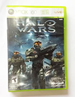 Videojuego Xbox 360 Halo Wars Original Uso Fisico