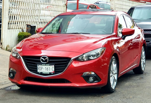 Imagen 1 de 9 de Mazda 3 2016 S 2.5l Qc Tela Factura De Agencia Unico Dueño!!
