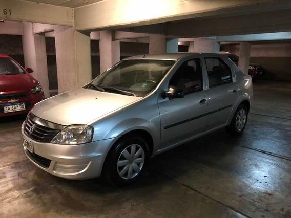 Renault Logan 1.6 Pack Ii Abcp+abs 90cv 2013