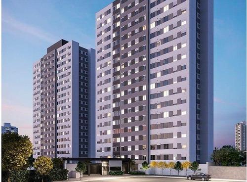 Apartamento Residencial Para Venda, Santo Amaro, São Paulo - Ap7120. - Ap7120-inc